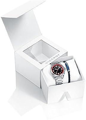 Reloj Viceroy Niño Cadete 42267-54 Acero + Pulsera de regalo