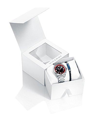 Orologio Viceroy Bambino Cadete 42267-54Acciaio + Bracciale da regalo