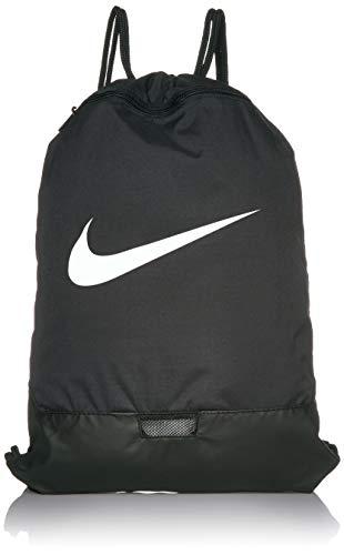Nike NK BRSLA GMSK - 9.0 Sports Bag, Black/White, 45 cm