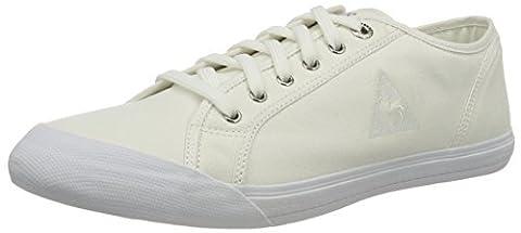 Le Coq Sportif Deauville Plus, Sneakers Basses mixte adulte, Blanc