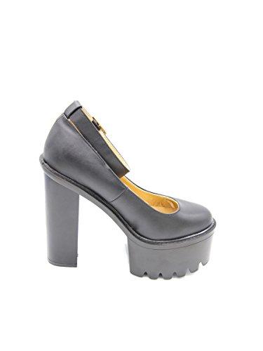 Strong Carmen Black, 39, Black - Scarpe con tacco - Martina Gabriele shoes