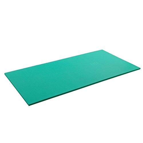 AIREX Hercules, Gymnastikmatte, grün, ca. 200 x 100 x 2,5 cm