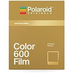 Polaroid Originals 4859 Couleur Film pour 600, Or