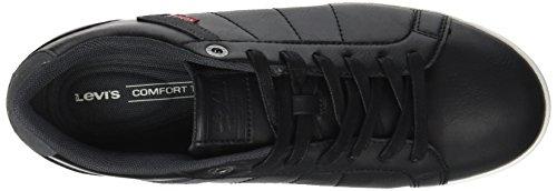 Sneaker Deris Da Uomo Derby Black (regular Black)