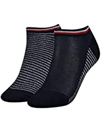 Damen Sneakersocke Nautical, anthrazit, 39 42