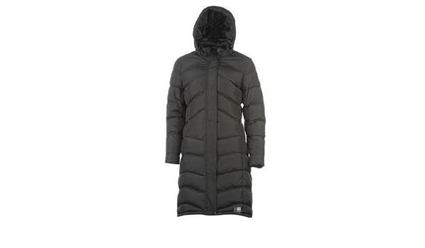 6255d847c Karrimor Long Down Jacket Ladies Black 18 (XXL): Amazon.co.uk: Clothing