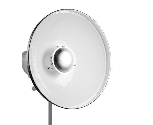 JINBEI QZ-50 Radar Beauty Dish 50cm Reflektor/Lichtformer/ Blitzvorsatz