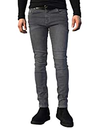 Amazon.es  Pantalones elásticos hombre - Vaqueros   Hombre  Ropa 55e47f4dbf5e