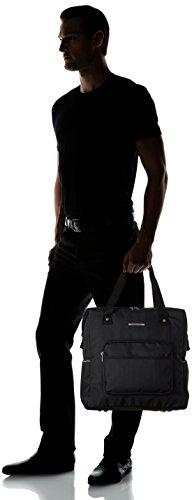 Unbekannt Unisex Avero Camella Gepäckträgertasche / Einkaufstasche Black