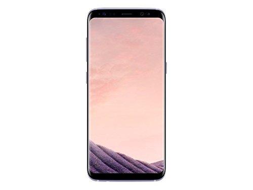 Samsung Galaxy S8 64GB T-Mobile GSM entsperrt (zertifiziert generalüberholt), Orchid Gray