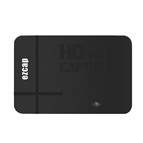HD Video Capture, Docooler Ezcap 280P HD Video Game Rekorder HD 1080P / YPbPr Recorder in USB Disk für DVD-Player XBOX One / 360 PS3 PS4 WII U