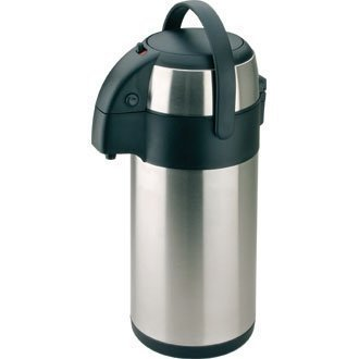 Dispensador de Bebidas de Acero Inoxidable, 3 L, Ideal para bufés y Fiestas. por Nextday Suministros de Equipo de Catering UK