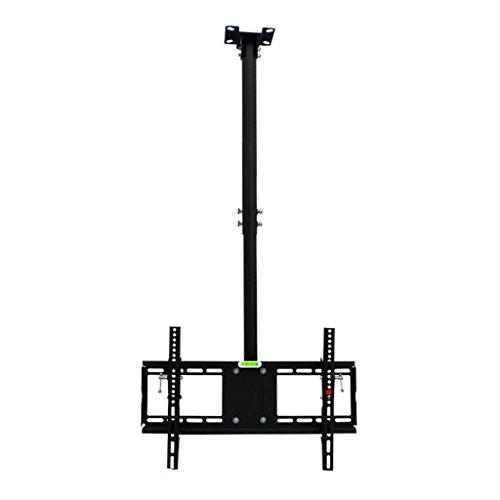 SUBBYE LCD-TV-Deckenhalterung, Tilt, Wirbel Und Höhenverstellbare Deckenhalterung Für 50-65 Zoll