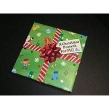 A Christmas Present for: Me!