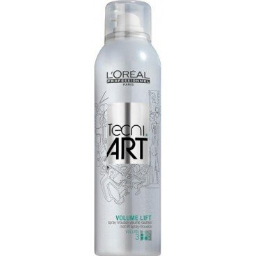 L'Oreal Professionnel Paris Tecni Art Volume Lift Root Lift Spray-Mousse 250 Ml  available at amazon for Rs.546