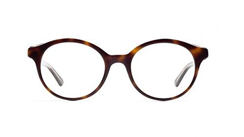 Dior Brillen Für Frau MONTAIGNE2 G9Q, Tortoise / Crystal Kunststoffgestell