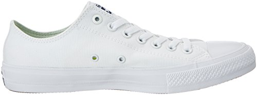 Converse Ct Ii Ox, Sneakers Homme Blanc (White/white/navy)
