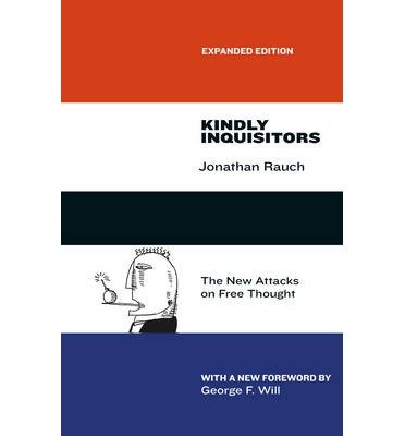 [ { Kindly Inquisitors: The New Attacks on Free Thought, Expanded Edition (Enlarged) } ] BY ( Author ) Jan-2014 [ Paperback ]