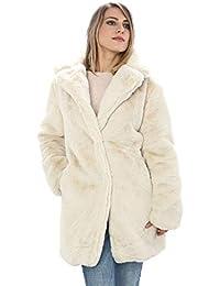 Amazon.it  cappottino - Donna  Abbigliamento 93661f5d648