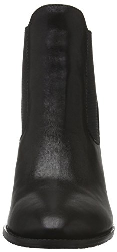 Belmondo 703512 01, Stivali bassi con imbottitura leggera Donna Nero (Nero (Nero))