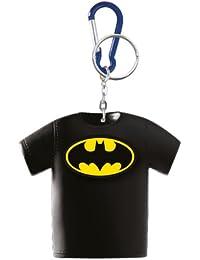 DC Comics Batman T-Shirt Coin Holder Key Ring