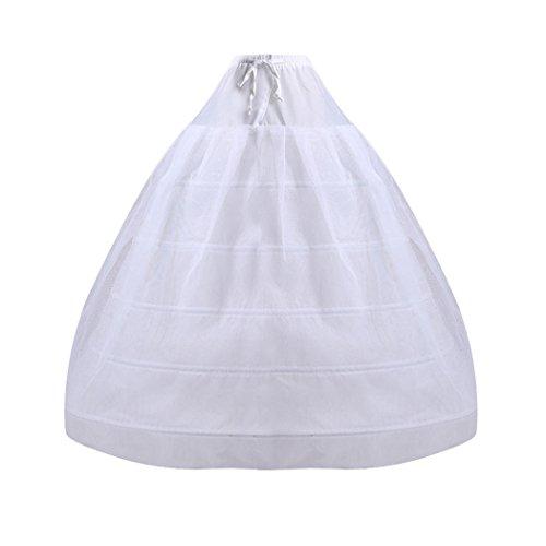oops Hochzeitssuite Petticoat Kleid Krinoline Slip Ball Kittel Partei/Ball/Prom/Konzert/Hochzeit Geschenk ()