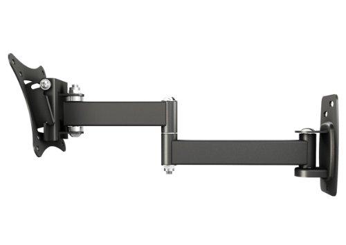 Ricoo supporto per monitor tv s1211 muro tv supporto braccio orientabile parete tv inclinabile - Braccio mobile per tv ...