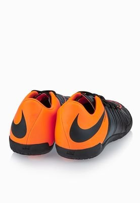 HYPERVENOM PHELON II TC IC (Gioco Indoor) Uomini Nike Mod. 807516 BLACK/BLACK-TOTAL ORANGE