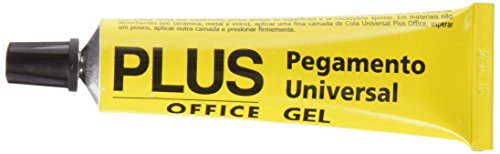 Plus Office A-019 - Pegamento universal en gel, 30 ml