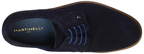 Martinelli Bowie 1204-1153x, Scarpe Stringate Derby Uomo Blu (Navy)