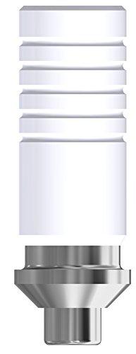 Kobalt Chrom Base ohne Rotationsschutz NP Internal Hex, kompatibel mit Zimmer Screw Vent® und MIS® Seven