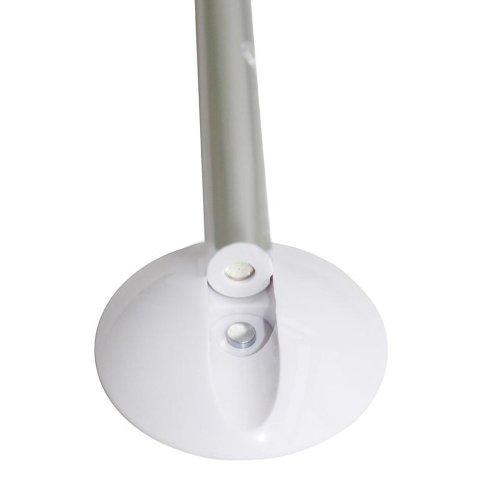 Osram LED-Lichtleiste, LEDstixx, silber, flexible Stablampe für Sideboards, etc., batteriebetrieben, mit Klebepat, 22 cm - Länge, Gehäuse aus Aluminium - 5
