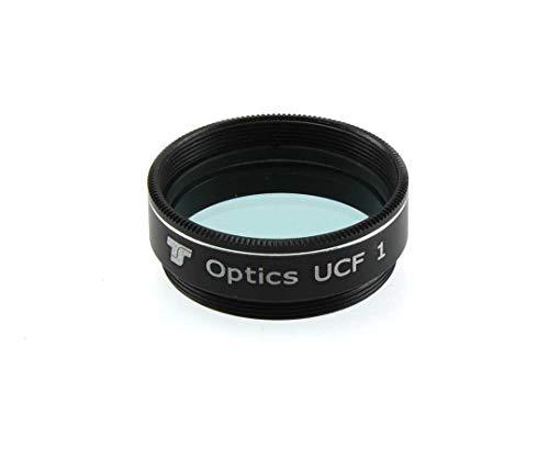 """TS-Optics UCF premium Kontrastfilter Planetenfilter 1,25"""" für Mond und Planeten, TSUCF1"""