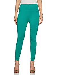 6b9065d0ccfeb Lux Lyra Ankle Length Leggings, Multiple colours - Dhanari Exclusive Offer