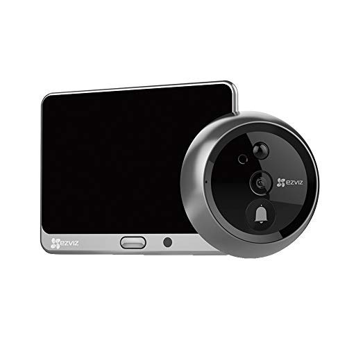 EZVIZ DP1 SPIONCINO PORTA WIFI + DISPLAY 4,3'