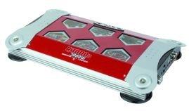 Boss R3000D, 1-Kanal Class D Power Amplifier, 1x 500 Watt RMS @ 4 Ohm Mono, Verstärker (Auto Verstärker 1-kanal-boss)