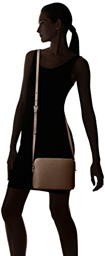 Bags4Less Damen Jimbi Schultertasche, 9x18x24 cm Braun (Taupe)