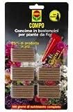 immagine prodotto Compo 1206312005 Concime in Bastoncini per Fiore, 30 Pezzi, Marrone, 0.5 x 14.4 x 24.3 cm