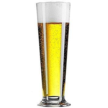 Linz Highball Gläser, 390ml/368,5Set 6Stück | 39cl, Bierglas, Pilsner Gläser, übergroße Half Pint Gläser, Linz Highball-Gläser. Highball-gläser-set
