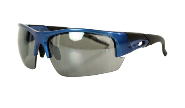 Halbrahmen Sportbrille / Radbrille / Sonnenbrille 156sport weiß weGcVlie