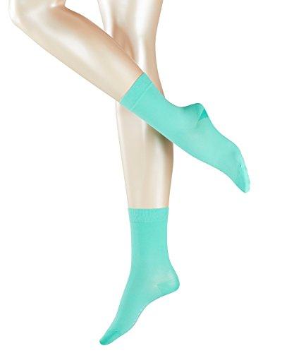 FALKE Damen Socken Cotton Touch, Grün (Peppermint 7344), 35/38 Preisvergleich