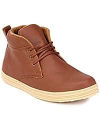 Big Fox New Matte Tan Canvas Sneakers For Men.