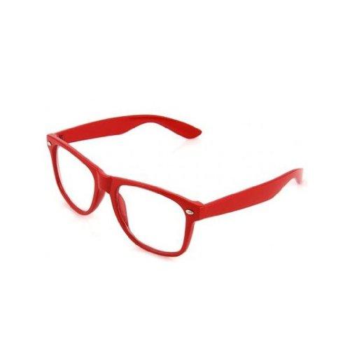 morefaz NEW UNISEX (Damen Herren) rot Lesebrille +1.5 Retro Vintage Brille SUNGLASSES Shades UV400 Protection (TM) (Lesebrille + 1.5 rot)