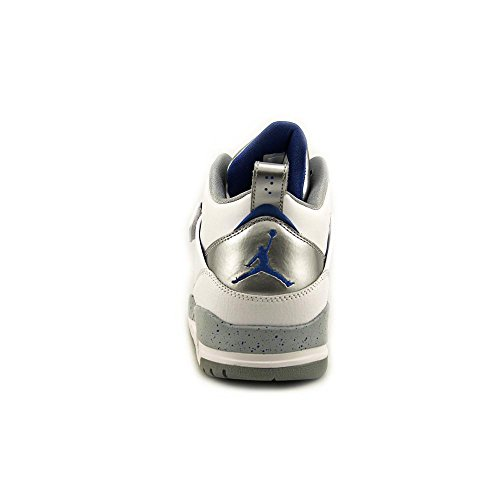 Jordan Flight 45 scarpe da basket Bianco (grau,weiß)