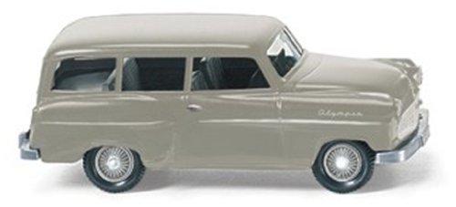 085004 - Wiking - Opel Caravan \'56,  kieselgrau