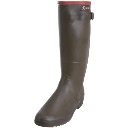 Aigle Ladies Chantebelle Rubber Boots Green (vert (kaki))