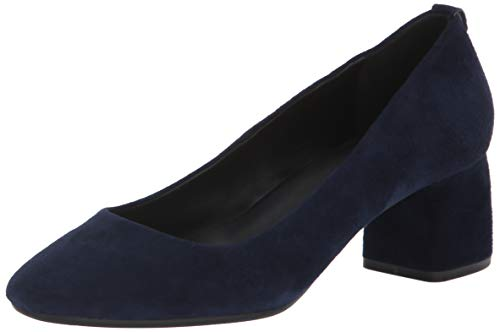 Damen Beverly, Navy Kid Suede, 7.5 M EU ()