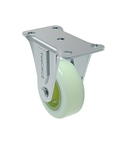 Schioppa FL 210Citron vert 5,1cm Diamètre des roues Roulettes sans