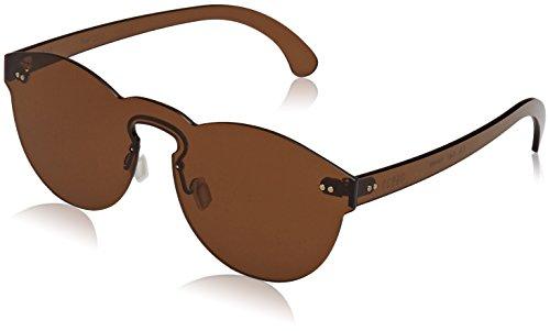 Ocean Eye, Montures de lunettes Mixte Adulte, (Marrone), 55