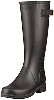 Womens Fenja Wellington Boots, Charcoal-Multi, 5 UK Viking